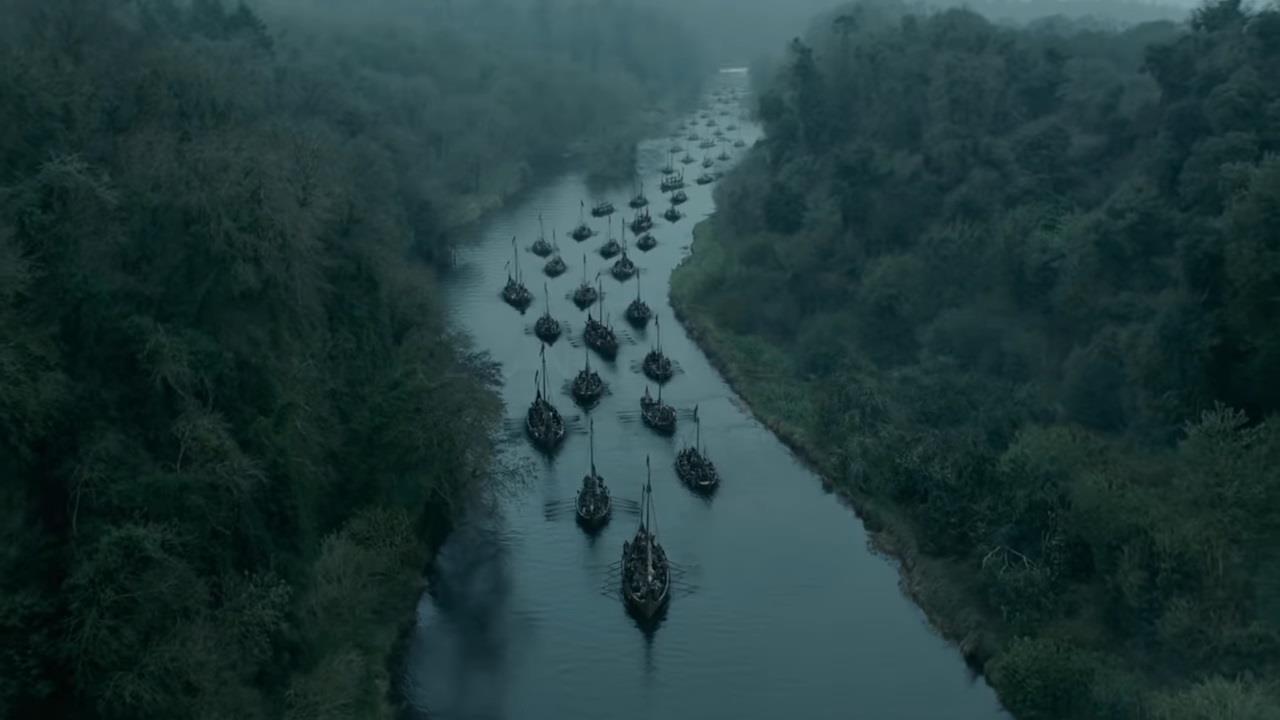Vikings: il trailer della stagione finale della serie storica sui Vichinghi