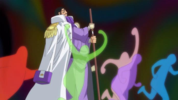 Ambizione percezione One Piece