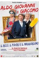 Poster Il ricco, il povero e il maggiordomo
