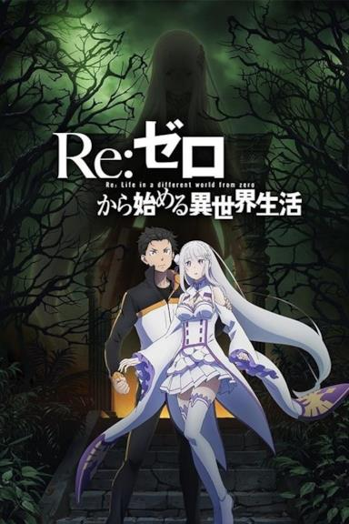 Poster Re:Zero - Starting Life in Another World
