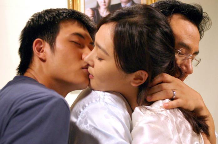 La scena del bacio in Ferro3- La casa vuota