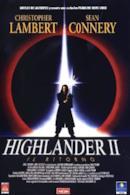 Poster Highlander II - Il ritorno