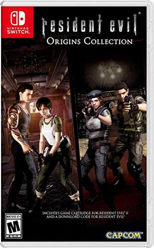 Resident Evil Origins Collection for Nintendo Switch [Edizione: Regno Unito]