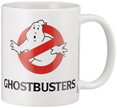 Tazza in Ceramica con Logo Ghostbusters