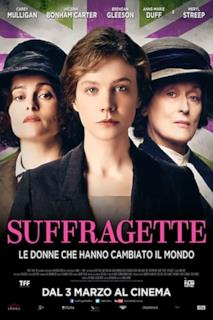 Poster Suffragette
