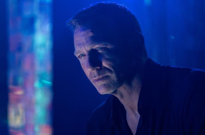 Daniel Craig come James Bond