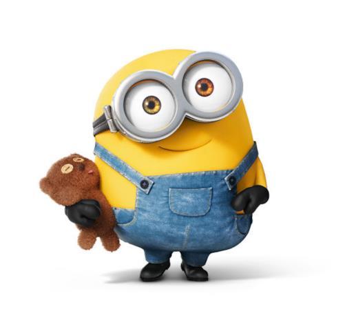 Il Minion noto come 'Il piccolo Bob'