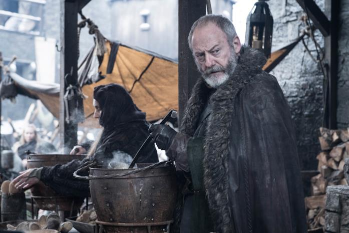 Ser Davos in GoT