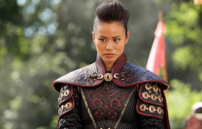 Jamie Chung è Mulan