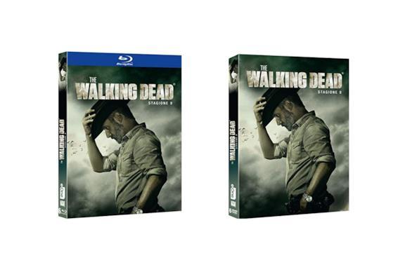 The Walking Dead 9 - edizione Home Video