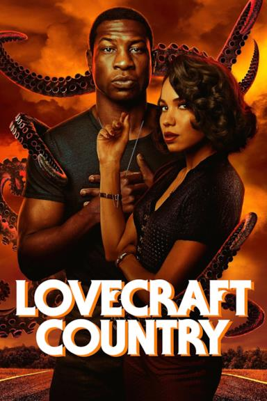 Poster Lovecraft Country - La terra dei demoni