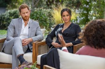 Harry e Meghan intervistati da Oprah Winfrey