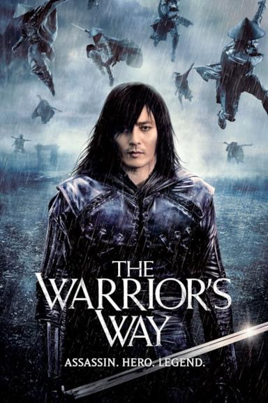 Poster The Warrior's Way