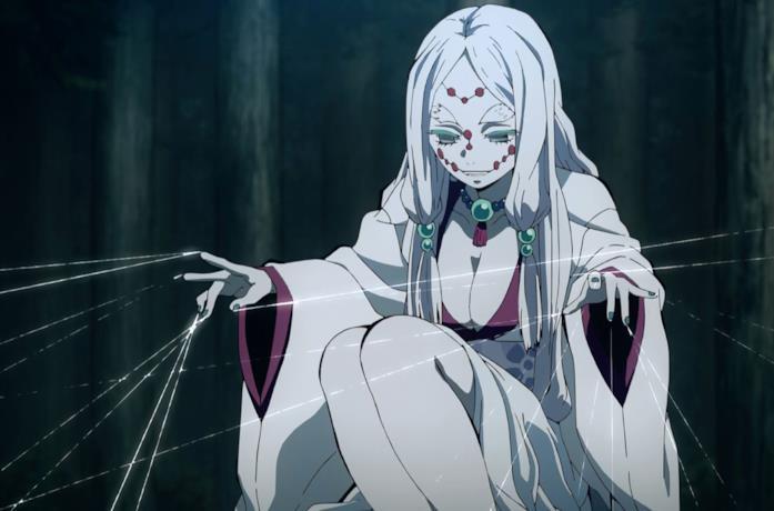 Demon Slayer, tutti i demoni più potenti