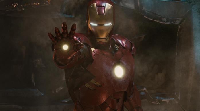 L'armatura dell'Iron Man cinematografico