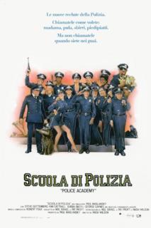 Poster Scuola di polizia