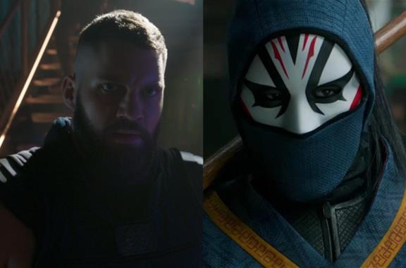 Death Dealer e Razor Fist: chi sono i villain Marvel apparsi per la prima volta in Shang-Chi