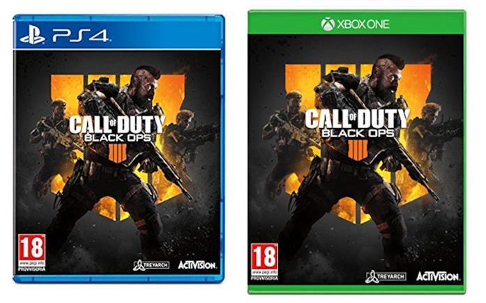 Call of Duty Black Ops IIII + Calling Card per PS4 e Xbox One