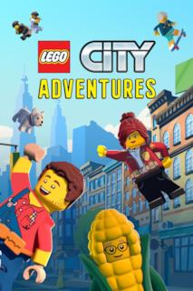 Poster LEGO City Adventures