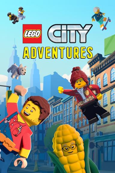 Poster LEGO City Adventures