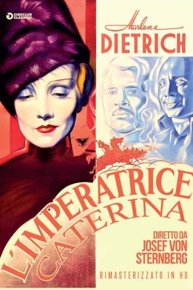 Poster L'imperatrice Caterina