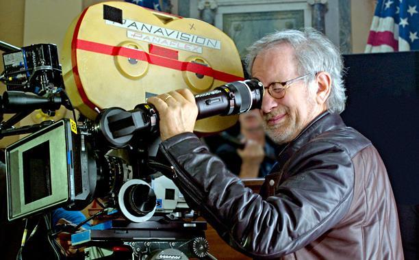 Ready Player One, Steven Spielberg sul set