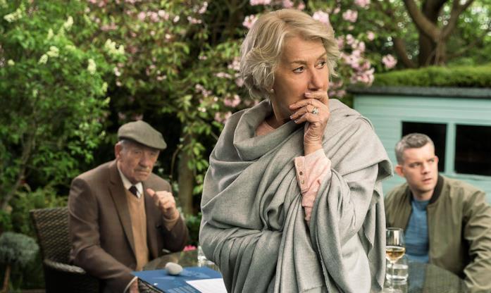 Helen Mirren in L'inganno perfetto