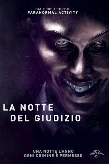 Poster La notte del giudizio