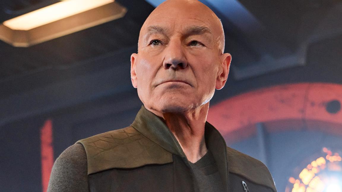 Patrick Stewart è Jean-Luc Picard