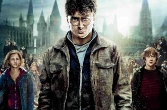 I protagonisti dell'ultimo film di Harry Potter