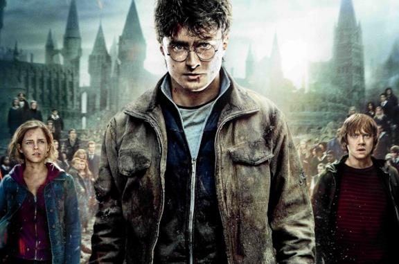 I protagonisti dell'ultimo film di Harry Potter