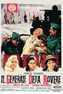 Poster Il generale Della Rovere