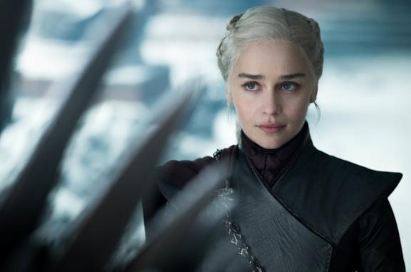 Emilia Clarke, la Daenerys Targaryen di Game of Thrones