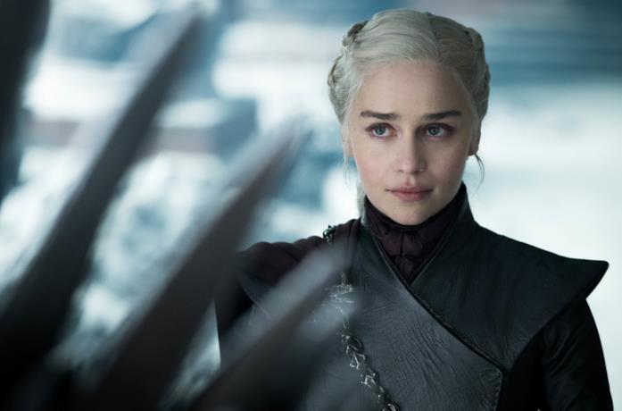 Emilia Clarke, la Daenerys Targaryen di Game of Thrones