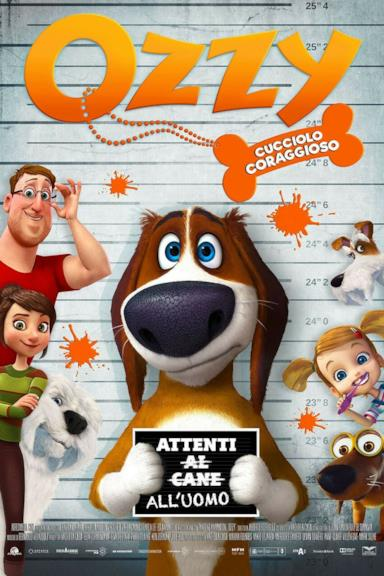 Poster Ozzy - Cucciolo coraggioso