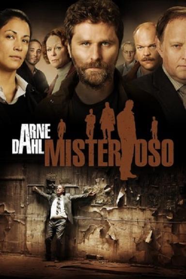 Poster Arne Dahl