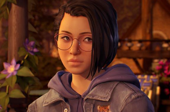 La protagonista di Life is Strange: True Colors