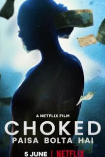 Poster Choked: Money Talks