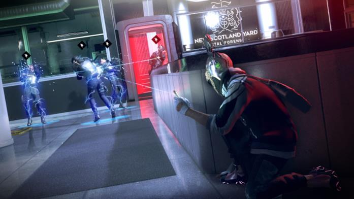 Hacking in Watch Dogs
