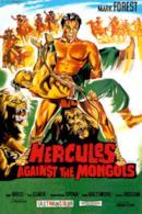 Poster Maciste contro i Mongoli