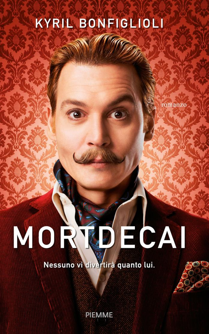 Mortdecai - copertina primo romanzo