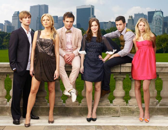 Un'immagine promozionale da Gossip Girl