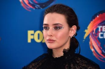 Katherine Langford a FOX Teen Choice Awards 2018