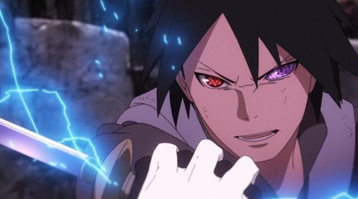 Sasuke è il rivale del protagonista