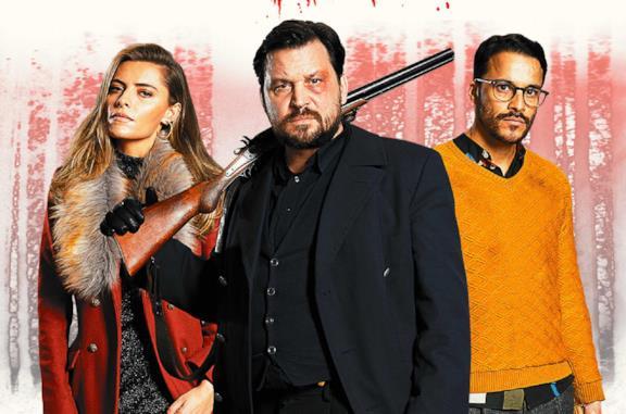 Fuoco incrociato a Natale, la crime comedy tedesca Netflix per le feste