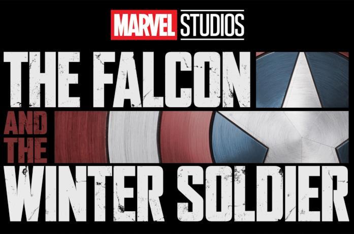 Il logo di The Falcon and the Winter Soldier