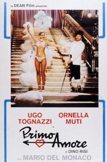 Poster Primo amore