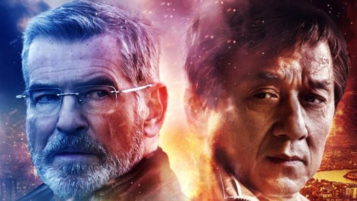 Il regista Martin Campbell e Jackie Chan