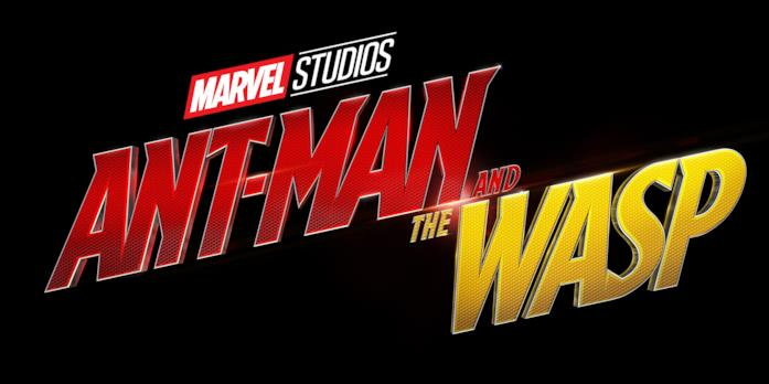 Il logo di Ant-Man and the Wasp