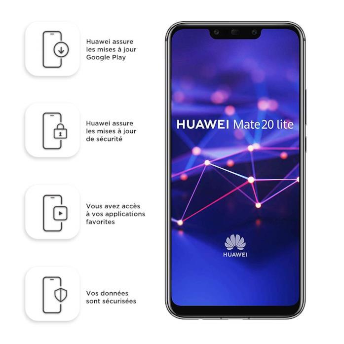 Immagine stampa di Huawei Mate 20 Lite
